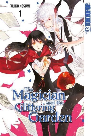 The Magician and the Glittering Garden 01