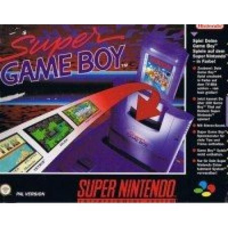 Super Gameboy (OV/OA)