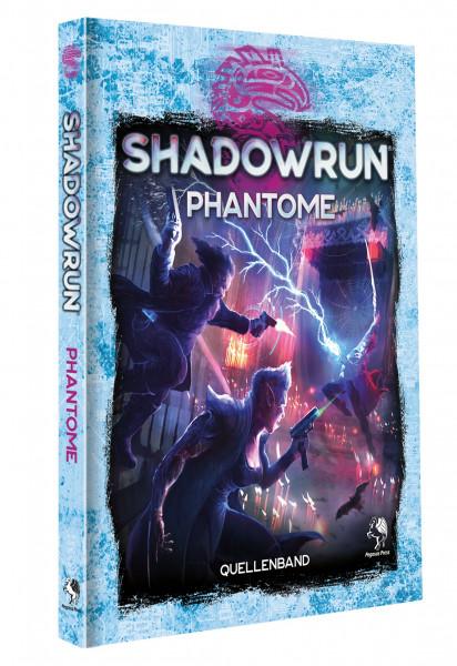Shadowrun: Phantome (Hardcover)