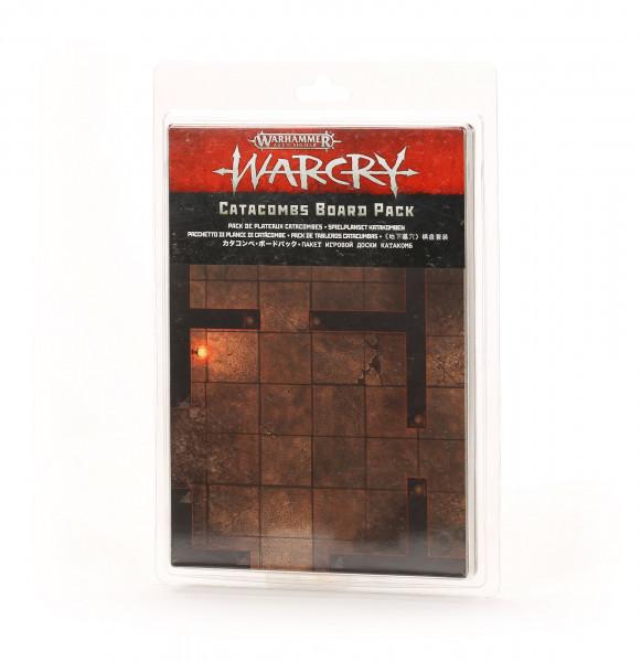 Warcry: Spielplanset Katakomben