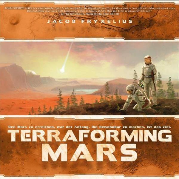 Terraforming Mars dt.