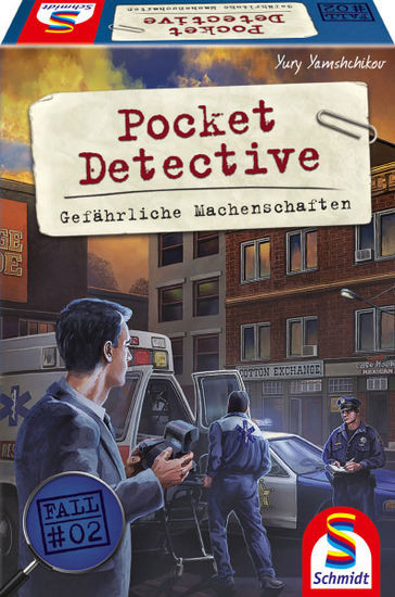Pocket Detective – Gefährliche Machenschaften DE
