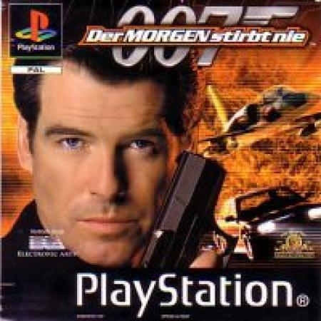 007: Der Morgen stirbt nie (Playstation, gebraucht) **