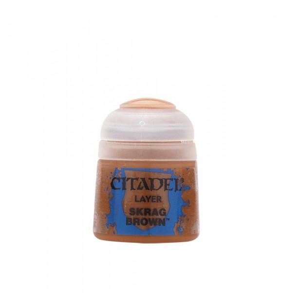 Citadel Layer: Skrag Brown (12ml)