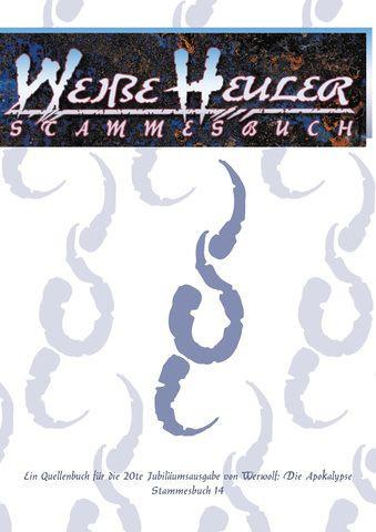 Werwolf: Die Apocalypse - Stammesbuch: Weiße Heuler (W20)