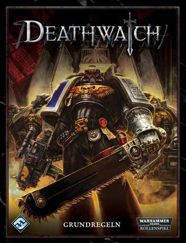 WH40K: Deathwatch - Regelbuch