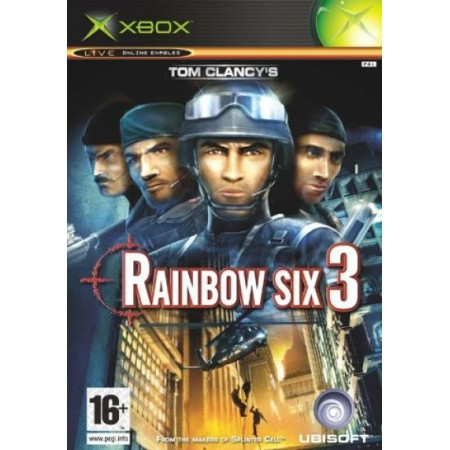 Tom Clancys: Rainbow Six 3