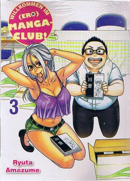 Willkommen im (Ero)Mangaclub! 02