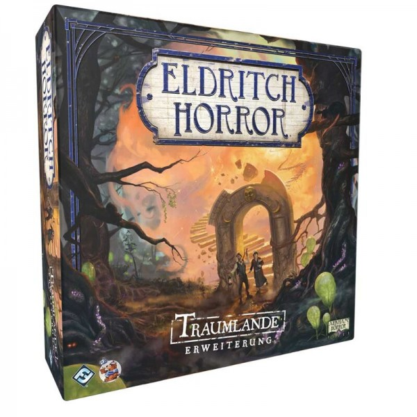 Eldritch Horror: Traumlande de.