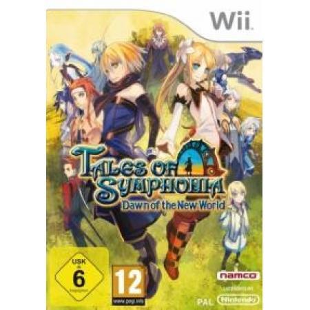 Tales of Symphonia: Dawn of the New World (Wii, NEU) **