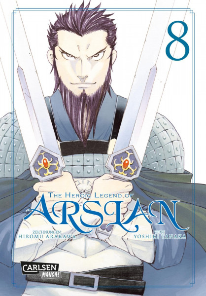 The Heroic Legend of Arslan 08