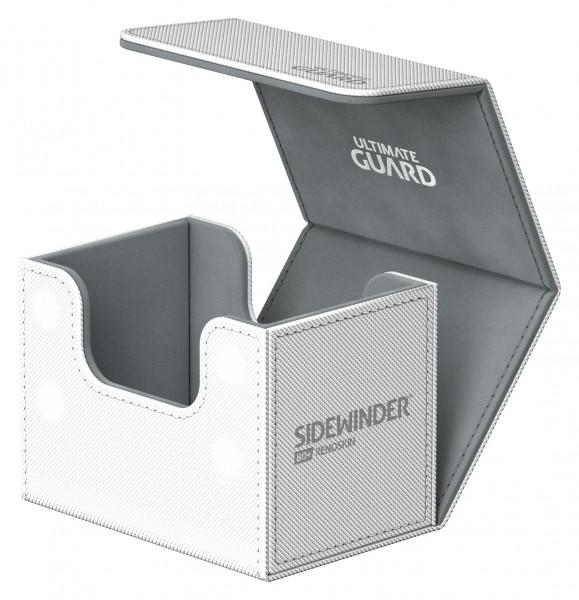 SideWinder&trade 80+ Standard Size XenoSkin&trade  White