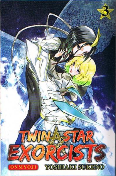 Twin Star Exorcists: Onmyoji 03