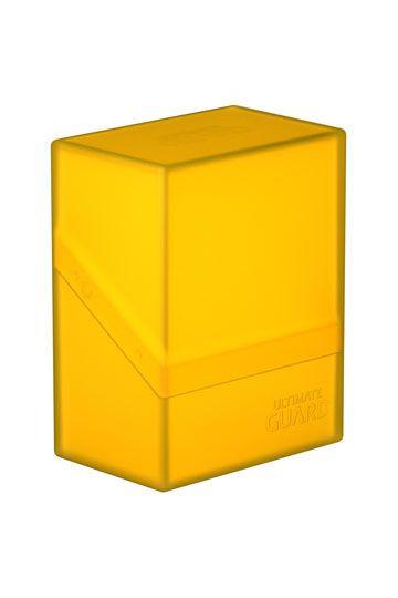 Ultimate Guard Boulder? Deck Case 60+ Standard Size Amber