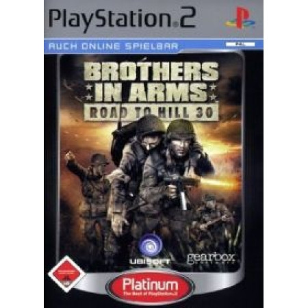 Brothers in Arms: Road to Hill 30 - Platinum