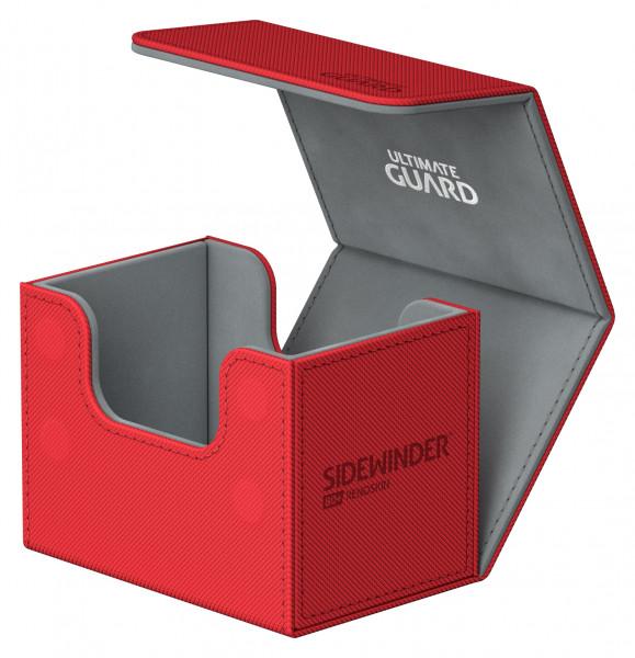 SideWinder&trade 80+ Standard Size XenoSkin&trade  Red