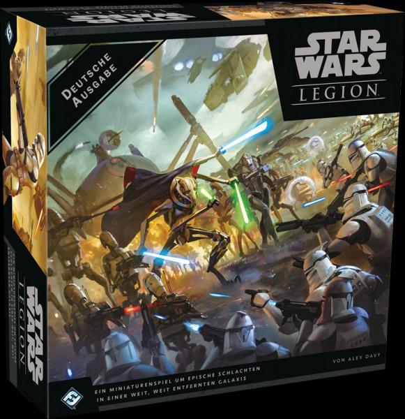 SW Legion: Clone Wars dt.