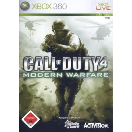Call of Duty 4: Modern Warfare **