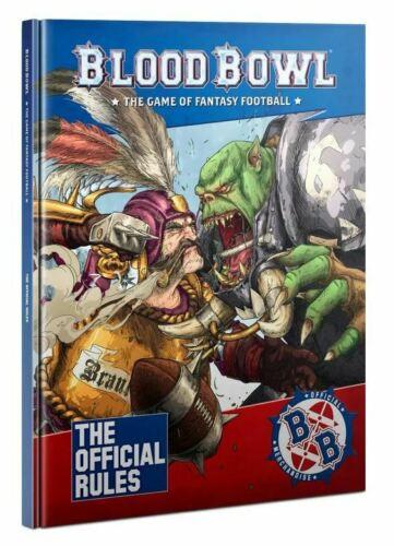 Blood Bowl Rulebook (English)