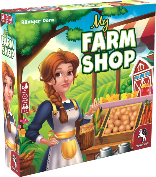 My Farm Shop DE/EN