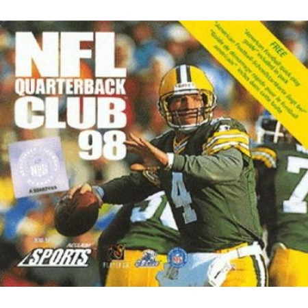 NFL Quarterback Club 98 CIB