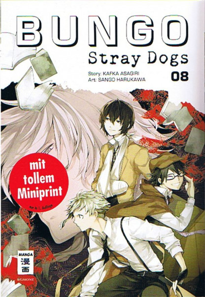 Bungo - Stray Dogs 08