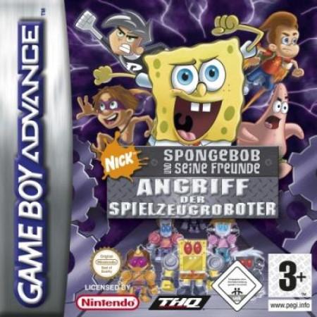 SpongeBob & seine Freunde: Angriff der Spielzeugroboter