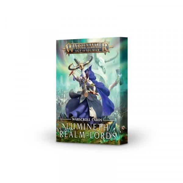 Warscroll Cr: Lumineth Realm-Lords (Eng) (87-03-60)