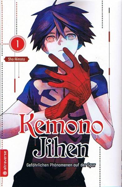 Kemono Jihen 01