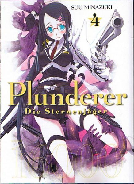 Plunderer - Die Sternenjäger 04