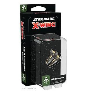X-Wing 2. Edition: M3-A-Abfangjäger