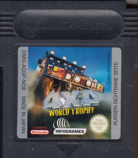4x4 World Trophy - MODUL