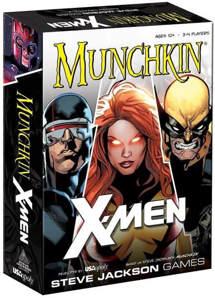 Munchkin: X-Men - EN