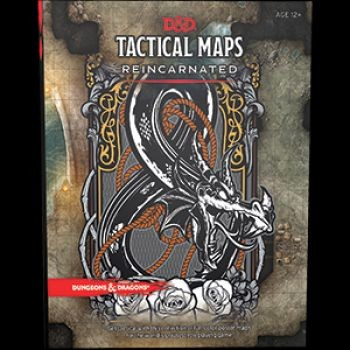 D&D RPG - Tactical Maps Reincarnated EN