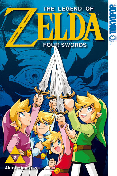The Legend of Zelda 07 - Four Swords  02
