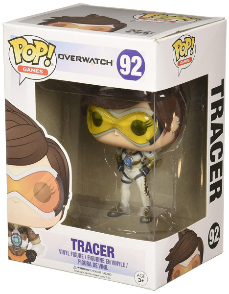 Funko POP! - Overwatch: Tracer S1 9cm **