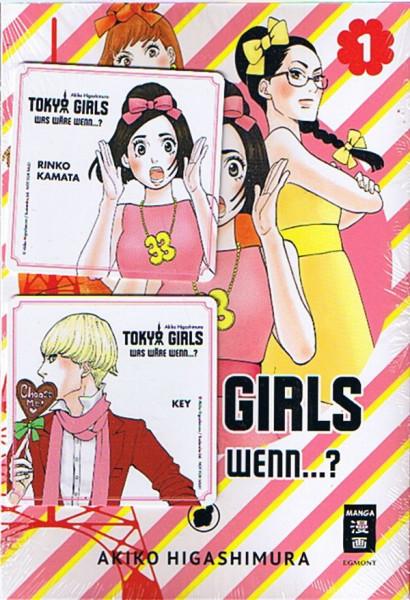 Tokyo Girls - Was währe wenn 01