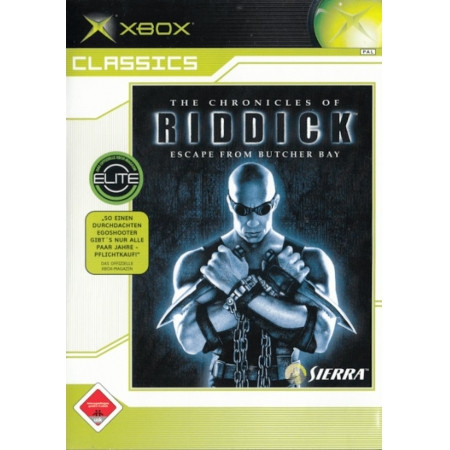 The Chronicles of Riddick: Escape from Butcher Bay - Classics