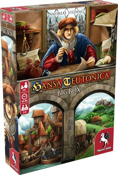 Hansa Teutonica Big Box (deutsch/englisch)