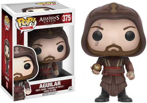 POP! - Assassins Creed: Aguilar 9cm **