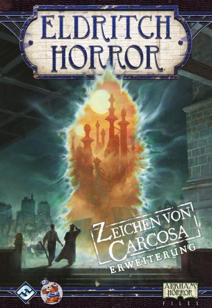 Eldritch Horror: Zeichen von Carcosa Erweiterung DEUTSCH
