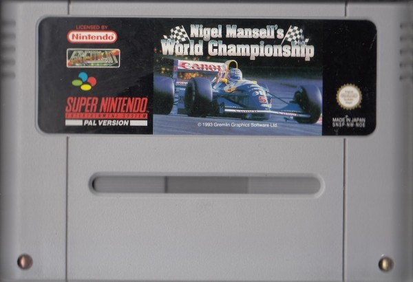 Nigel Mansells World Championship Racing - MODUL **