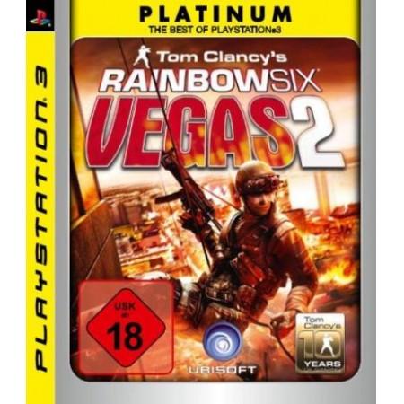 Tom Clancys Rainbow Six Vegas 2 - Platinum