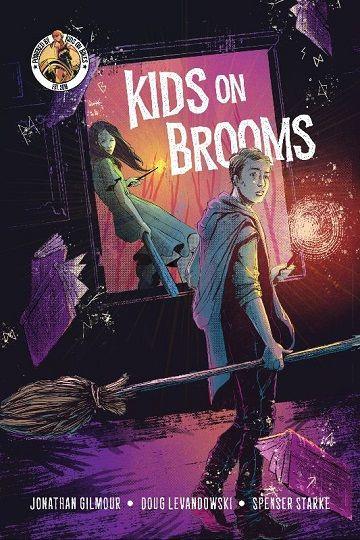 Kids on Brooms - EN