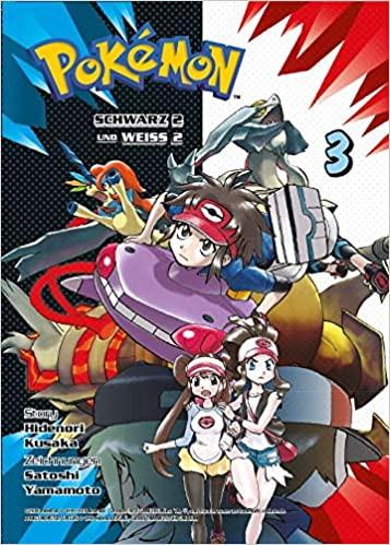 Pokemon – Schwarz und Weiss 2 Band 03
