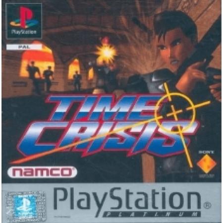 Time Crisis - Platinum