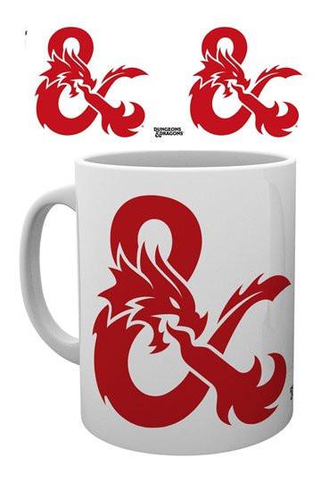 Dungeons & Dragons Mug Ampersand