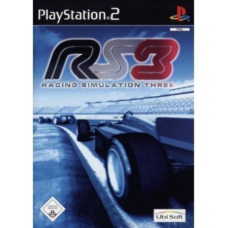 Racing Simulation 3 (Playstation 2, gebraucht) **