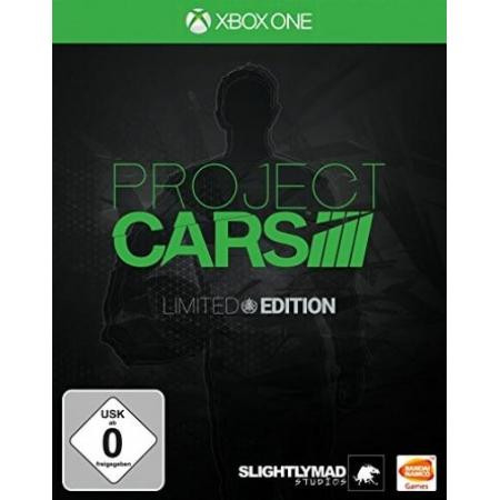 Project CARS - Limited Edition Steelbook