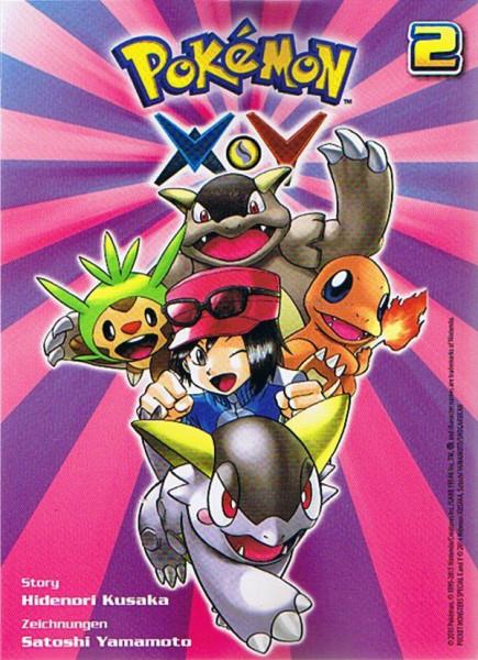 Pokemon – X und Y Band 02